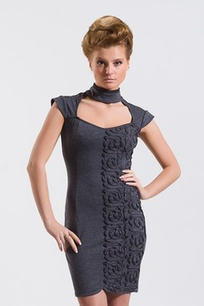 Платье со шнуровкой на спине Авторская одежда SUGAR